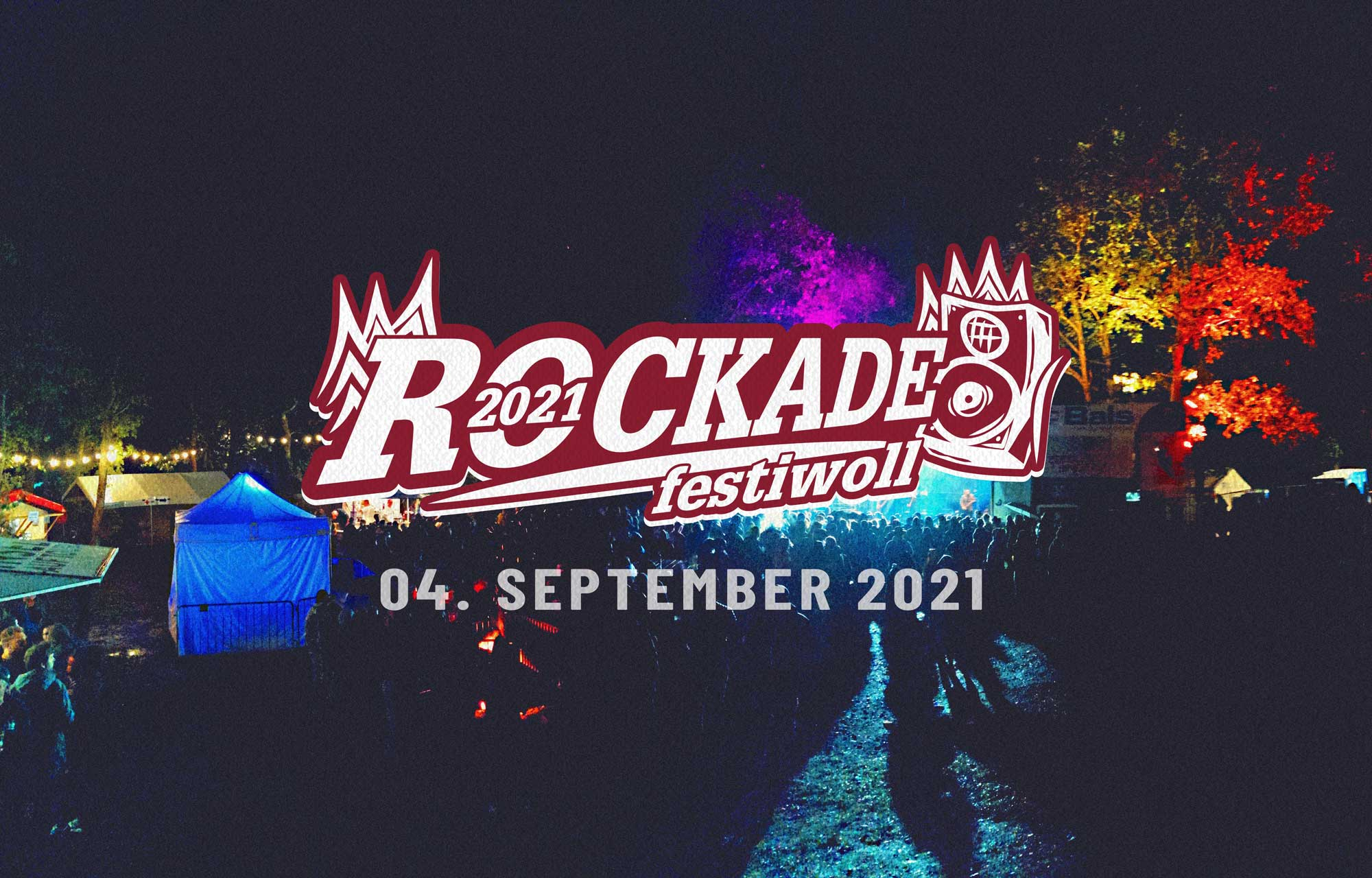 ROCKADE Festiwoll